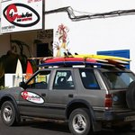 Clandestino Surf Adventure