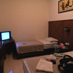  Our room..