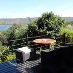  Terrasse und Aussicht der Suite