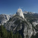  Half Dome (side view from Panorama Trail)