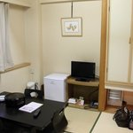 Inside the Japanese style room
