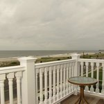  View from the Atlantic&#39;s private porch