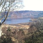  View of Loch Ness from Lodge 3