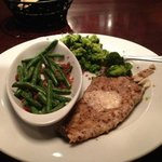 You have to try the Crusted Pecan Trout with