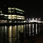  view from river next to hotel!