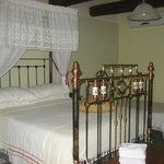  The Brass Bed with Mother Of Pearl