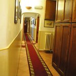  corridor to room