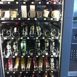 Beer vending machine? Fantastic!