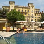  Poolside at Pallazo