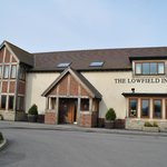 Our hotel The Lowfield Inn.