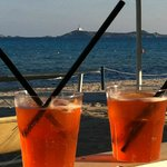  Aperitivo in spiaggia!!