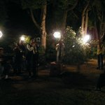 cortile ..cantori ...blues