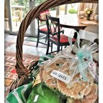  Welcome basket of goodies