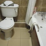 loose toilet handle