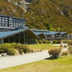 The Hermitage Hotel Mt. Cook Village