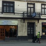  Hostal Patagonia facade