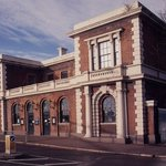 Borth Station Museum
