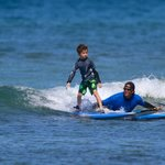  surf lesson