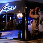 V Golf Sports Bar