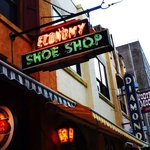 Economy Shoe Shop Cafe & Bar