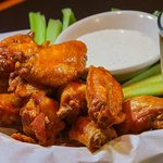 Come in for Happy Hour Monday-Friday 3-6pm: 50¢ Wings and Tacos!