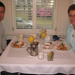  Delicious breakfast