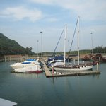Pak Nam Pran Fishing Village