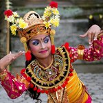 Children's Balinese Dance Lesson