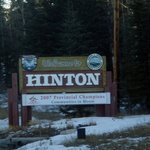 Hinton Visitor Information Centre