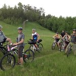 Red Deer Mountain Bike Park