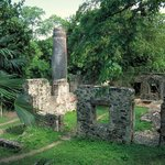 Cinnamon Bay Sugar Mill Ruins
