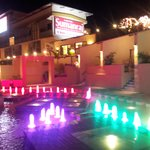  Suman raj resort at night