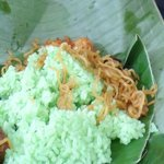 Breakfast - Nasi Ijo
