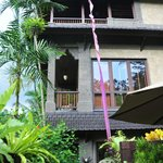 Three storey Kenyeri villa