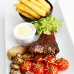  Steak &amp; Chips
