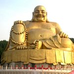 Thousand-buddha Cliff Statues