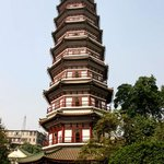 Temple of the Six Banyan Trees & Flower Pagoda (Liurong Temple)