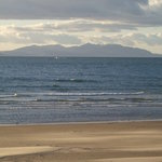  View of Arran