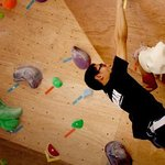 Kinetics Climbing Gym