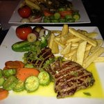 Fillet steak - £12