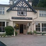 Entrance Cuckoo Brow Inn