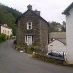 Far Sawrey - a quaint Lake District village