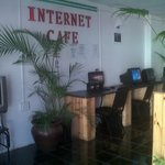 The Internet Cafe