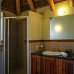  Main bathroom in two bedroom cottage