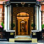 Hotel Entrance The Stafford London by Kempinski