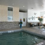  Indoor Pool and Kiddie Pool