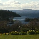  View over Lough Corrib from Hotel