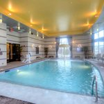  Enjoy our indoor pool.