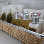 L'Occitane bath products!