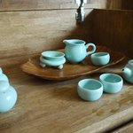 Tea-making set
